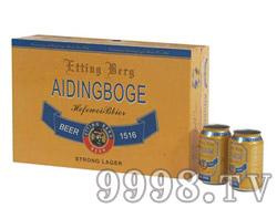 爱丁博格啤酒320ml箱装