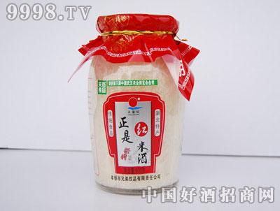 正是红米酒900克x6瓶