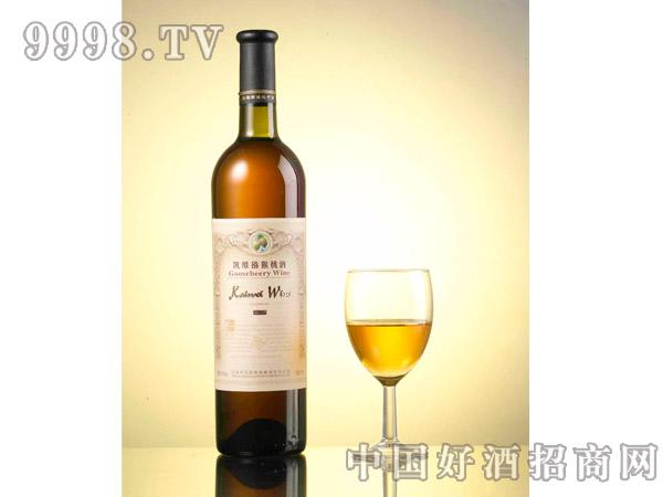 半干型猕猴桃酒