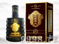 蒙王养生枸杞酒