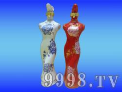 旗袍原浆酒