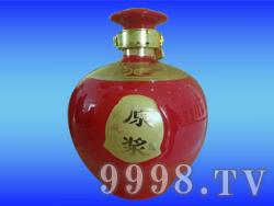 珍藏原浆酒红瓶