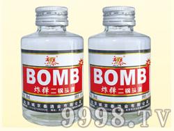 炸弹二锅头100ml×40