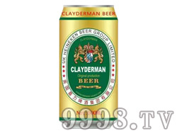 喜力克莱德曼啤酒500ml