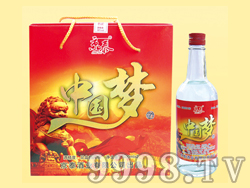 中国梦(红)