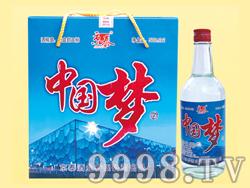 中国梦(蓝)