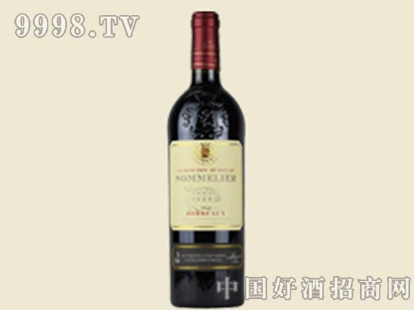 品酒大师保罗波尔多产区干红AOP