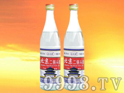 北京二锅头(大白)56度-500mlx12