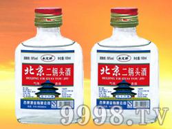 北京二锅头酒(小白)56度-100mlx40