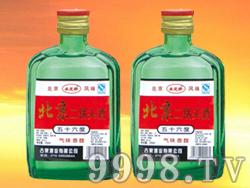 北京二锅头(小绿)56度 100mlx40