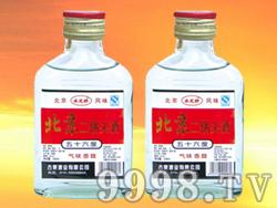 北京二锅头(小白)56度-100mlx40