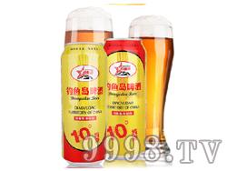 钓鱼岛罐装啤酒纯爽10°P(500ml)