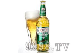 钓鱼岛瓶装啤酒冰爽9°P(600ml)