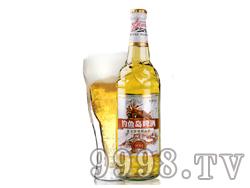 钓鱼岛瓶装啤酒抗日战争版9°P(500ml)