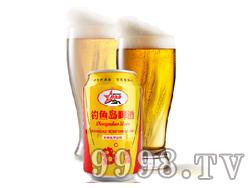 钓鱼岛罐装啤酒精纯8°P(330ml)