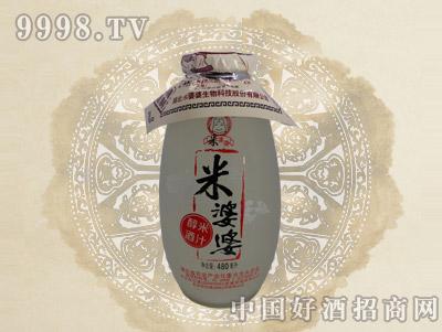 米婆婆480ml醇米酒汁