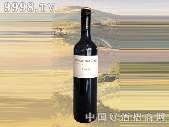 2010墨伦堡小溪西拉子干红葡萄酒