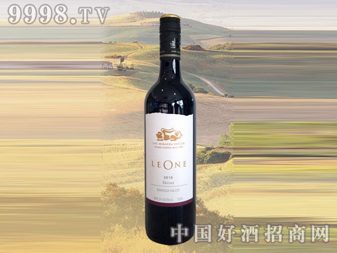 2010利安尼西拉子干红葡萄酒