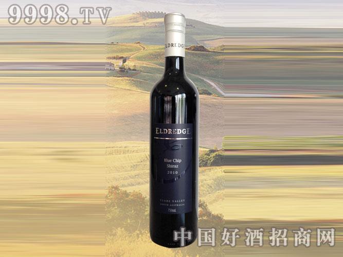 2010德爵基蓝片西拉子干红葡萄酒