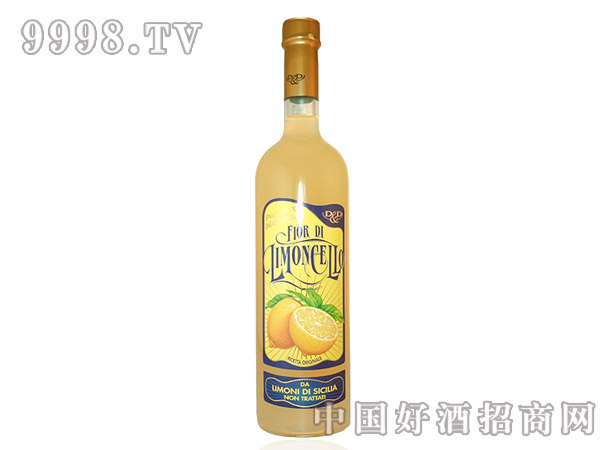 菲奥尔得柠檬齐罗利口酒