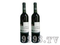 白山松水纯山葡萄酒