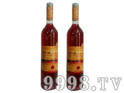 白山松水金红提美味提子酒