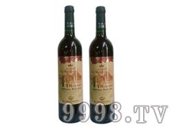白山松水金百纳红葡萄露酒