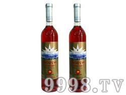 白山松水红提酒