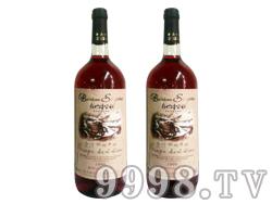白山松酒全汁葡萄酒