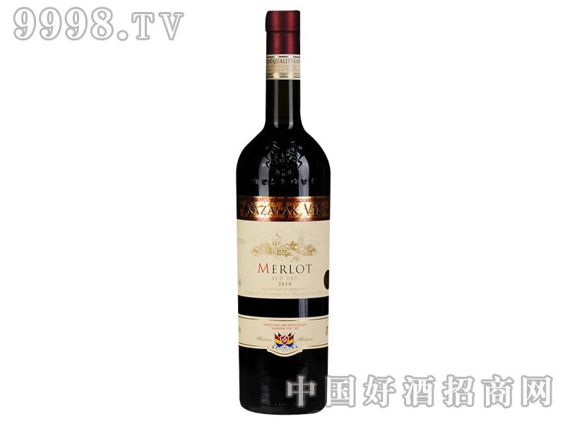 天鹅湖梅洛干红葡萄酒