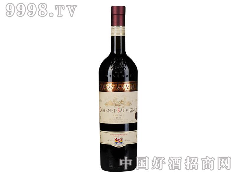 天鹅湖赤霞珠干红葡萄酒