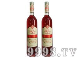 白山松水浓缩红提子酒