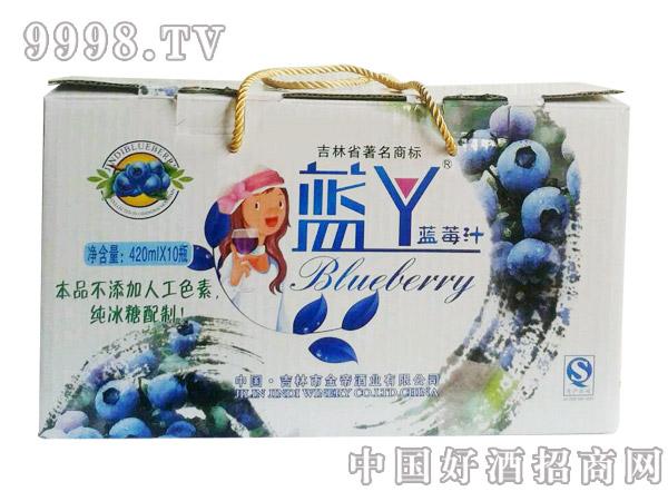 金帝蓝莓汁