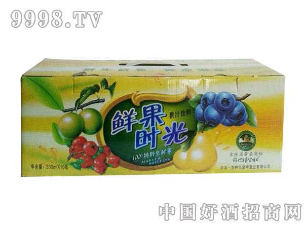 金帝鲜果时光果汁饮料