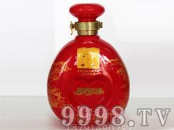 昌华彩瓶喜结良缘CH-042