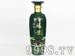 昌华彩瓶苏景酒CH-018