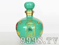 昌华彩瓶绍兴酒CH-004
