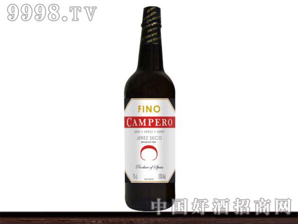 坎帕罗雪莉酒