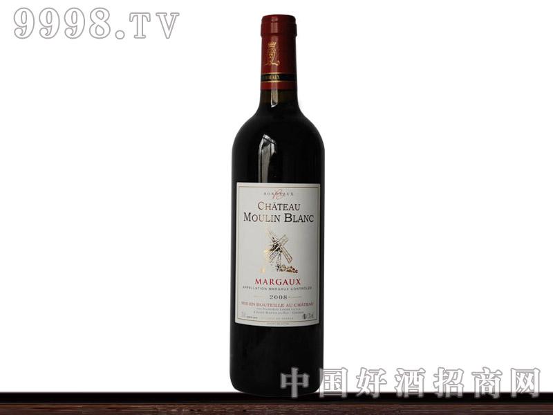 法国波尔多马歌干红葡萄酒2008