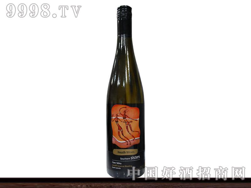 澳洲姐妹干白葡萄酒