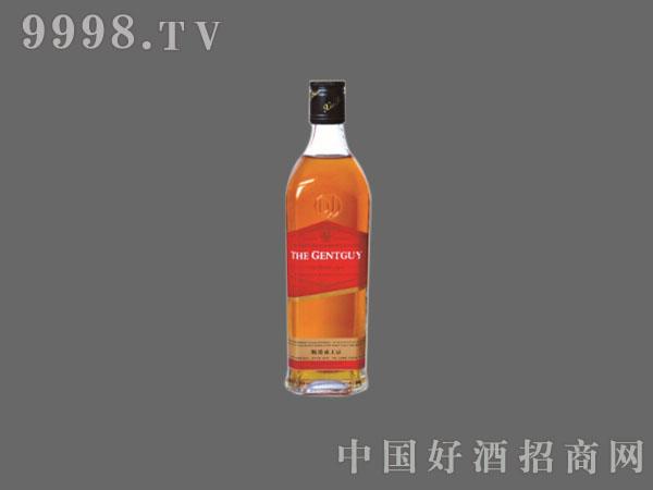 500ml红标甄爱威士忌(方瓶)