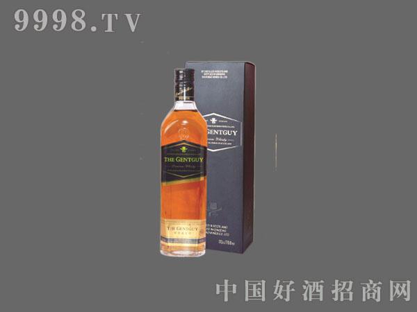 700ml甄爱威士忌(盒装方瓶)
