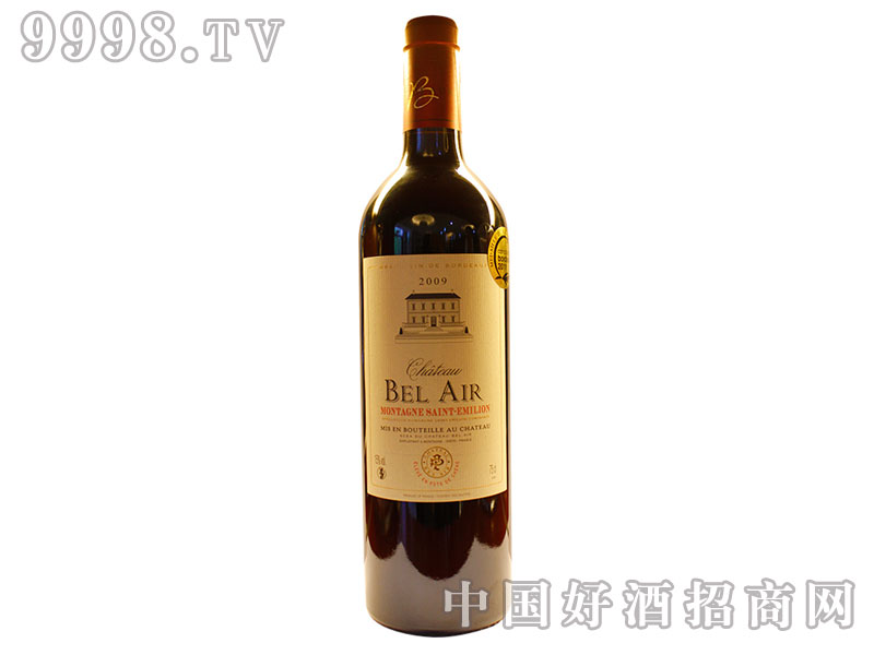 贝勒爷红葡萄酒2009