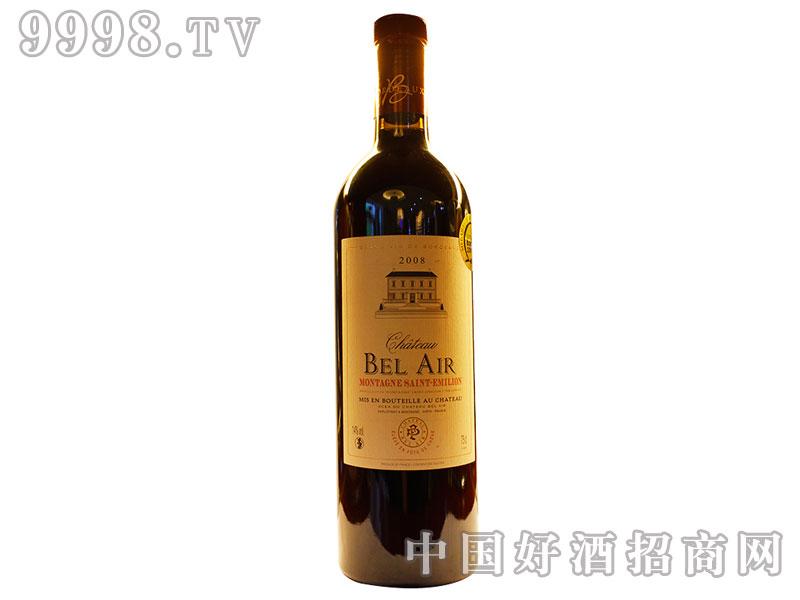贝勒爷红葡萄酒2008