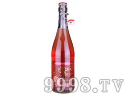 仙果柚子果味酒