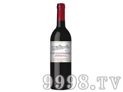 沙都城堡干红葡萄酒