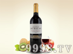帝百隆干红葡萄酒2011