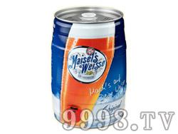 梅赛尔啤酒5L桶