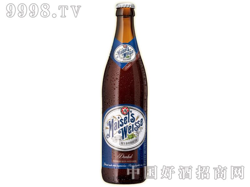 梅塞尔黑啤500ml