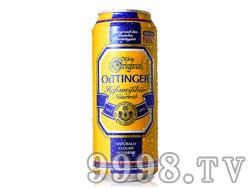 奥丁格小麦啤酒500ml(罐)